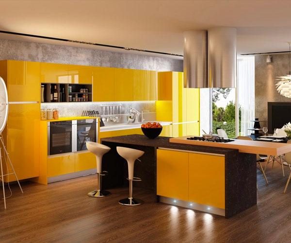 Puertas cocina postformado fabrilinea - Puertas de cocinas modernas ...